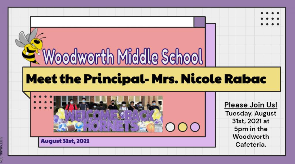 Please Join Us- Meet the Principal & Superintendent Maleyko